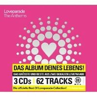 LOVEPARADE - THE ANTHEMS 3 CD MIT FATBOY SLIM UVM. NEU