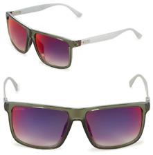 GUCCI Square Men Sunglasses GG 1083/F/S Aluminum Green Purple Violet Mirrored