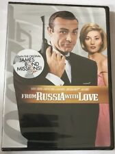 From Russia with Love (DVD, 2007) SEAN CONNERY