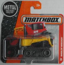 Matchbox - Wheelin´ Wrecker Abschleppwagen rot/gelb Neu/OVP