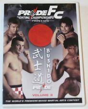 PRIDE FC - BUSHIDO, VOL. 3 DVD.