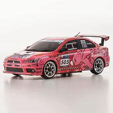 Kyosho A.S.C. GRG Gloomy Racing Genus LANCER EVOLUTION X Body Mini-Z #MZP409GRG