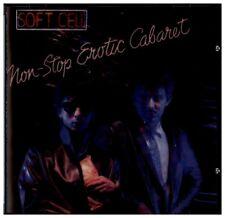 SOFT CELL Non Stop Erotic Cabaret PEG 12 TRACKS 8 BONUS TRACKS NEW & SEALED CD