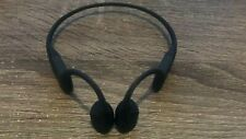 New listing AfterShokz Aeropex As800Cb Wireless Headphones - Cosmic Black For Parts!