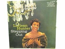 Lurlean Hunter  Vik 1116  Stepping Out  Chicago Blues Jazz + Lonesome Gal Bonus