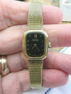 1970's Roamer Swiss Made 17J Ladies Dress Watch - Roamer Crown/GWO/Good 4 Age
