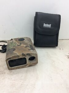 Bushnell Yardage Pro Sport W/ Protective Case. Working.