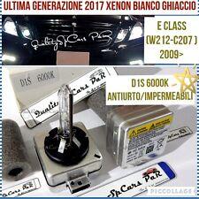 2 Lampadine XENON D1S MERCEDES CLASSE E W212 C207 BIXENO 6000K HID RICAMBIO Luci