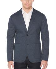 Perry Ellis Men's Slim Fit Stretch Two Button Blazer,Eclipse, Size 44R  $185.00