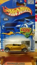Hot Wheels First Editions Hyundai Spyder Concept 2002-049  (9999)