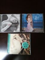 Lot Of 3 Celine Dion CD's, These Are Special Times, A New Day Has Come & All The