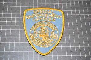 Special Enforcement Officer Columbus Georgia Patch (US-Pol)