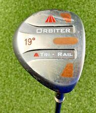 "Orbiter Tri-Rail 3 Wood 19* / RH / ~41"" / Regular Graphite / Good Grip / jl3298"