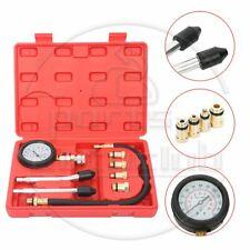 Engine Cylinder Compression Pressure Tester Gauge Test Kit New