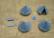 Renedra Ltd - RN1 Bell Tents & Accessories Plastic Kit 28mm Scale T48 Post