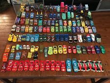 Cars Movies Diecast, Plastic, and Specialty Car Toy Figures 139Qty