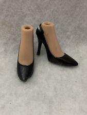 Bratz First Sisters Ever Twiinz Phoebe Roxxi Doll Black High Heel Shoes