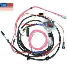 HEI engine wiring harness V8 65 66 Chevy Impala Caprice Biscayne with a/c