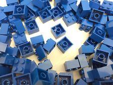 LEGO 3003 - 25 NUOVO BLU 2X2 Mattoncini per ogni ordine