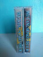 Wu-Tang Clan - Wu-Tang Monkey Fist - Volumes 1 & 2 - Cassettes - Hip Hop