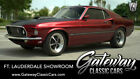 1969 Ford Mustang Restomod Coyote Swap Mach 1 Burgundy 1969 Ford Mustang  Coyote 5.0L V8 DOHC 32V 6 Speed Automatic Available