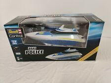 Rc Polizeiboot neu originalverpackt ferngesteuert Kinder Spielzeug Rewell