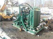 Gorman Rupp Rp6D60 8x6 High Pressure Water Pump Deutz V8 Video! Irrigation