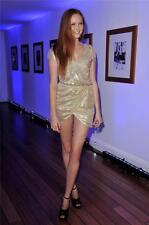 Lily Cole Hot Glossy Photo No51