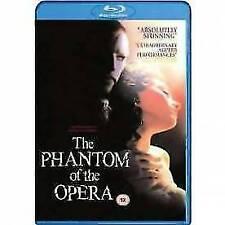 Phantom of The Opera 5017239120039 Blu Ray Region 2 P H