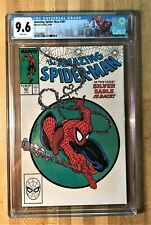 Amazing Spider-Man 301 CGC 9.6 NM+ White Pages. No Guesswork!!!