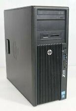 HP Z420 Tower Intel E5-1620 v2 3.7GHz 16GB 500GB HDD No GPU COA OS