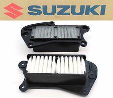 New Genuine Suzuki Air Filter Cleaner Pair 06-07 VZR1800 M109R M109 #Y150