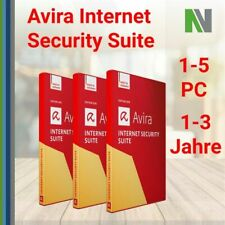 AVIRA INTERNET SECURITY SUITE 1-5 PC 1-3 Jahre 2020