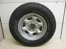 Komplettrad M+S 245/70 R16 107H 7Jx16H2 ET38 LK: 6x139.7 Opel Frontera B Isuzu