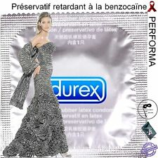 Offre Découverte Préservatif  ⭐ DUREX PERFORMA ⭐  Retardant à la benzocaïne