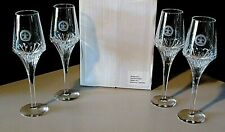 x4 New Remy Martin Louis Xiii 2cl Crystal Glass Glasses Cristophe Pillet Cognac
