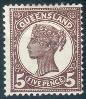 Australien-Queensland, Mi.-Nr.87*,97/98*, Michel 66€, feinst