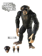 Hiya Toys Rise of the Planet of the Apes KOBA 1/18 Action Figure