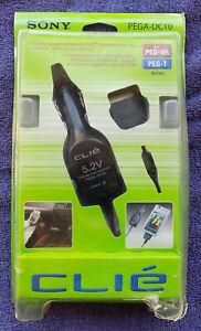 Sony PEGA-DC10 Car Battery Adapter for Clie PEG-NR/T Series Handhelds NIP