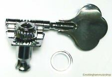 1 chrome bass guitar machine head tuner precision NEUF