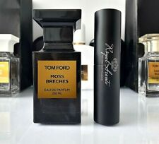 TOM FORD MOSS BRECHES 10ml EDP Sample Twist & Spray Travel Bottle EXTREMELY RARE