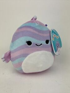 Squishmallow 5 Inch Martina Fish NWT