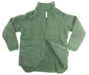 Original Dutch Army Fleece Wool/man Made Fibers