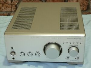 BRAND NEW & BOXED! JVC AX-F1GD Copper Chassis Integrated Stereo Amplifier