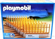 PLAYMOBIL 3252 Animal Zoo Fencing - 8 Fences Links Set NEW SEALED