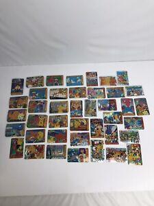 1999 Pokemon Pocket Monsters Anime Collection - Vending Sticker Card - Lot 20