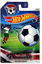 2016 Hot Wheels World Cup Soccer Edition #4 Golden Arrow