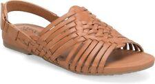 Eurosoft para mujer tilda Cuero Charol Sandalia Zapatos 6/39 BNWT RRP $70 equipaje