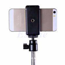 Hot iPhone 6 HTC Universal Tripod Monopod Stand Mount Selfie Clip Bracket Holder