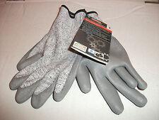 Powerfix Schnittschutzhandschuhe, Größe 8, Kategorie 2, Neu und unbenutzt